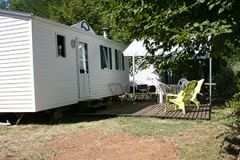 "Rental ""Confort"" mobile home"